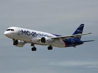 """На заводе """"Иркут"""" рассказали об особенностях конструкции нового российского самолета МС-21, которые, как там надеются, помогут ему отвоевать у конкурентов долю на рынке среднемагистральных самолетов"""