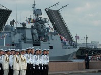 Морской парад в Петербурге пройдет, но при уменьшенном числе кораблей