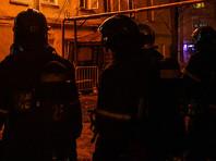 В Москве ночью загорелось здание городского департамента СМИ и рекламы