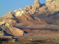 На Камчатке во время извержения вулканов произошло землетрясение
