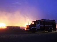 Площадь пожаров в Забайкалье за сутки с небольшим увеличилась в два раза, ситуацию портят сухие грозы