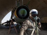 Такое решение принято после того, как американский истребитель уничтожил самолет ВВС Сирии
