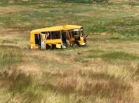 Около 11:30 на трассе Самбек - Успенская в Матвеево-Курганском районе столкнулись два пассажирских автобуса и еще одно транспортное средство