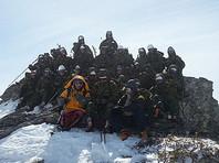 Сибирские староверы обучили китайских офицеров выживанию в глухой тайге