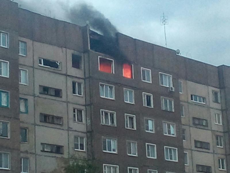 В городе Моршанске Тамбовской области вечером 13 июня произошел взрыв, предположительно бытового газа, в многоквартирном жилом доме