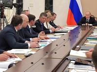 Путин сделал замечание главе Минфина, усомнившись в незамедлительности перечисления помощи пострадавшим от ЧС