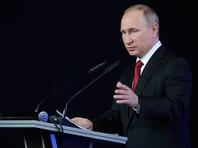 Путин в интервью NBC вспомнил о встрече с Флинном в 2015 году