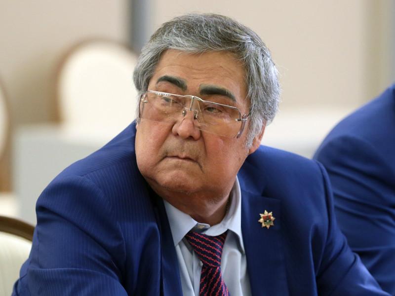 Многолетний глава Кемеровской области Аман Тулеев повторно продлил свой отпуск, в котором он официальной находится с 22 мая
