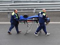 Три человека, включая ребенка, погибли в Подмосковье в результате ДТП с бензовозом