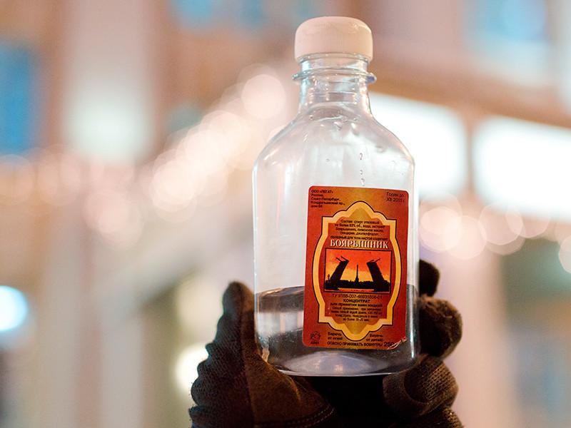 В Подмосковье массовое отравление метиловым спиртом: двое погибших