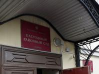 Басманный суд Москвы санкционировал арест Алексея Политикова - седьмого фигуранта дела о применении насилия в отношении представителей власти в ходе акции в Москве 26 марта