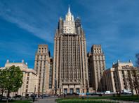 Россия перекрыла дипломатический канал по восстановлению отношений с США из-за новых санкций