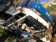 Скончался водитель разбившегося в Забайкалье автобуса, число жертв увеличилось до 14 человек