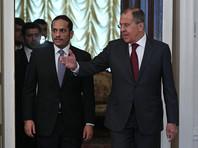 Глава МИД Катара в Москве заявил о необходимости наладить диалог для разрешения кризиса