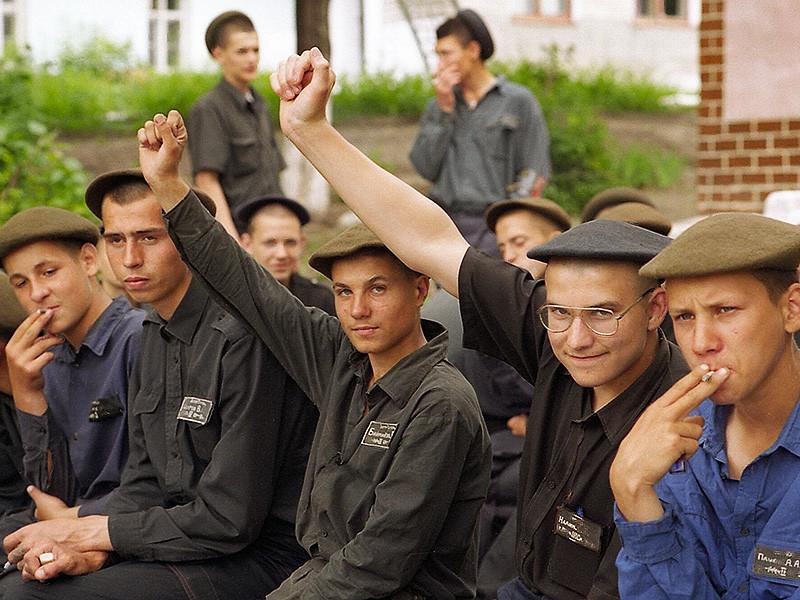 ФСИН: число несовершеннолетних в колониях сократилось в 10 раз - до исторического минимума