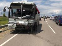 Автобус из Донбасса попал в ДТП в Ростовской области: двое погибших, 16 раненых
