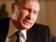 Путин в интервью Стоуну заявил, что США использовали чеченских террористов для раскачки ситуации в РФ