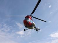 На Ставрополье вертолет Ми-2 упал, столкнувшись с ЛЭП