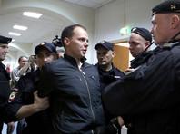 """Басманный суд арестовал шестого задержанного на  антикоррупционном митинге """"Он нам не Димон"""""""