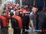 В Волгодонске рабочие РАЭС провели пятидневную забастовку из-за урезанной зарплаты и вернулись к труду, ничего не добившись