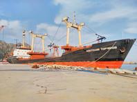 Половина экипажа российского судна, застрявшего в Китае с конца апреля, вернулась на родину