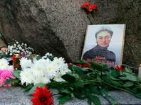 """Журналистка """"Новой газеты"""" Анна Политковская была убита 7 октября 2006 года в подъезде своего дома в Москве. По обвинению в этом преступлении на скамье подсудимых оказались пять человек"""