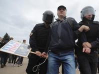 В Петербурге задержаны 300 участников антикоррупционной акции и один депутат (ВИДЕО)