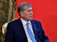 Не в мою смену: президент Киргизии не обсуждал в Москве вопрос отправки киргизских военных в Сирию