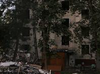 В Пензе обрушилась стена аварийной пятиэтажки, из которой успели отселить не всех