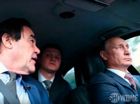 """Кадр из фильма Оливера Стоуна """"Интервью"""""""