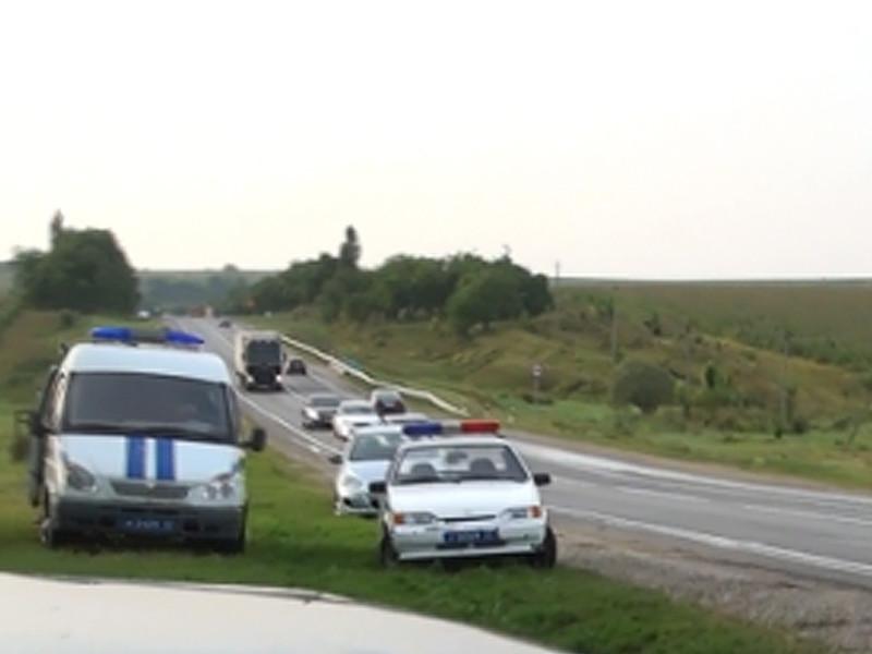 Автобус с полусотней пассажиров перевернулся в Забайкальском крае