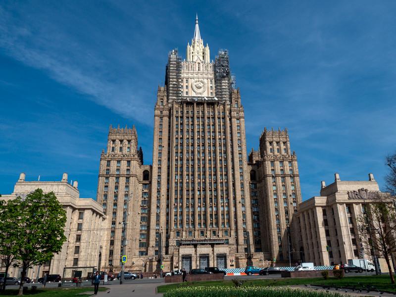 Российский МИД объявил, что переговоры заместителя министра иностранных дел Сергея Рябкова с заместителем госсекретаря США Томасом Шэнноном, запланированные на 23 июня, отменяются
