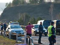 В лобовом ДТП на Ставрополье погибла семья из Франции