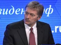 Кремль: Путин не заинтересован бегать наперегонки с Порошенко за право первой встречи с Трампом