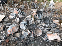 Следователи обнаружили целый арсенал на территории домовладения в подмосковном поселке Кратово, где неадекватный дачник в минувшие выходные открыл огонь по людям