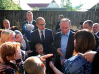 Reuters: поездка Путина в Ижевск стала неофициальной частью его избирательной кампании