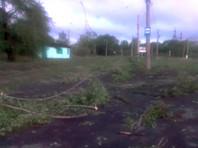 В Нижнем Тагиле восстанавливают энергоснабжение после урагана