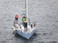 Яхта Katalexa, задержанная Северной Кореей, вернулась во Владивосток