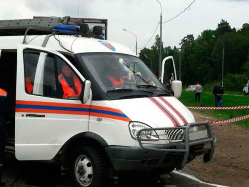 В Томской области пассажирский автобус съехал в кювет и опрокинулся: погиб ребенок, 17 человек пострадали