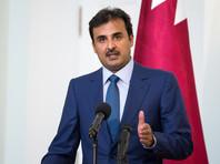 Кремль получил послание от эмира Катара на имя Путина
