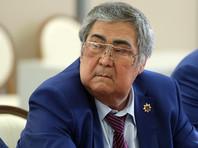 Губернатор Тулеев перенес операцию на позвоночнике