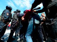 В регионах начались задержания участников антикоррупционных акций (ФОТО, ВИДЕО)