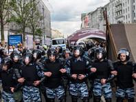 """В ходе акций протеста в Москве 12 июня были задержаны сотни человек: по данным """"ОВД-инфо"""" - более 750 человек, по данным МВД - """"более 150"""""""