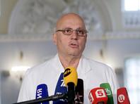 Академик Хубутия рассказал о ночном увольнении с поста директора НИИ скорой помощи имени Склифосовского