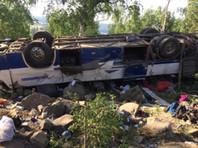 Число погибших в ДТП с автобусом в Забайкалье возросло до 12 человек