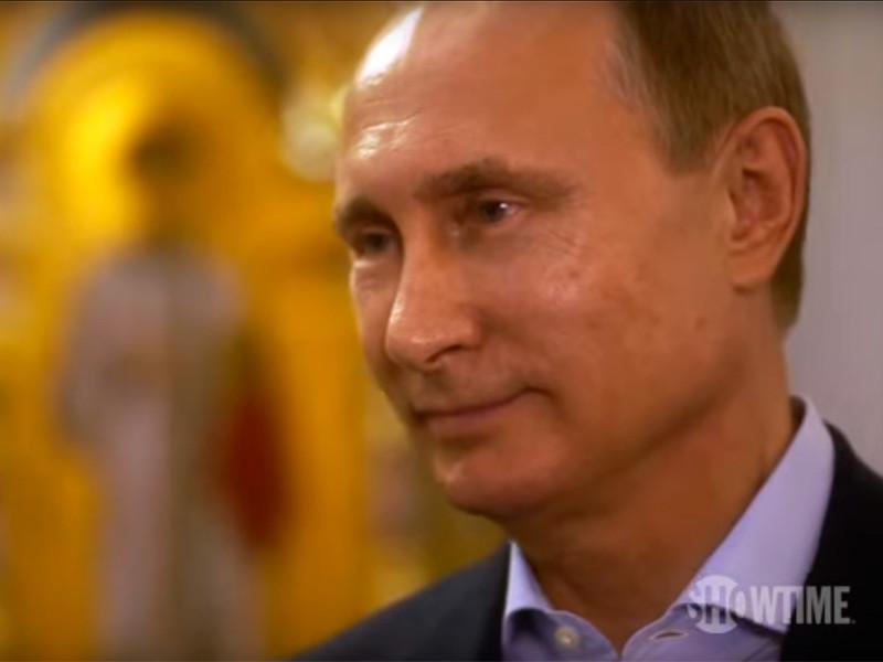 """Путин заявил, что его дочери не занимаются политикой и """"никаким крупным бизнесом"""""""