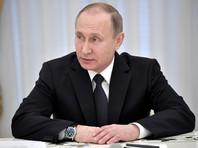 Путин в немецкой газете рассказал об ограничении вседозволенности в интернете