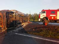 Число детей, погибших в автобусной аварии в Татарстане, возросло до четырех