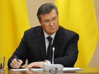 Янукович заявил, что хочет возвращения Крыма Украине, и указал на виновников событий на Майдане