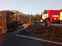 Авария, в которой погибли 14 человек, в том числе два ребенка, произошла в ночь на воскресенье, 2 июля, в Заинском районе Татарстана